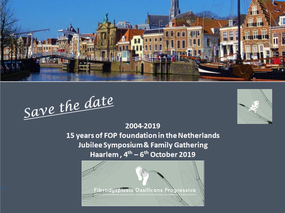 Save the date - Symposium & gathering